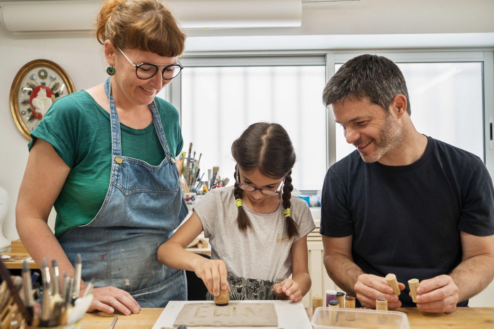 atelier parent enfant Lyon