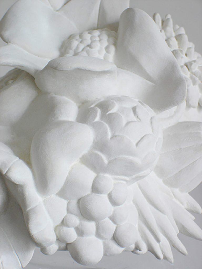 sculpture sous cloche cabinets de curiosités contemporains