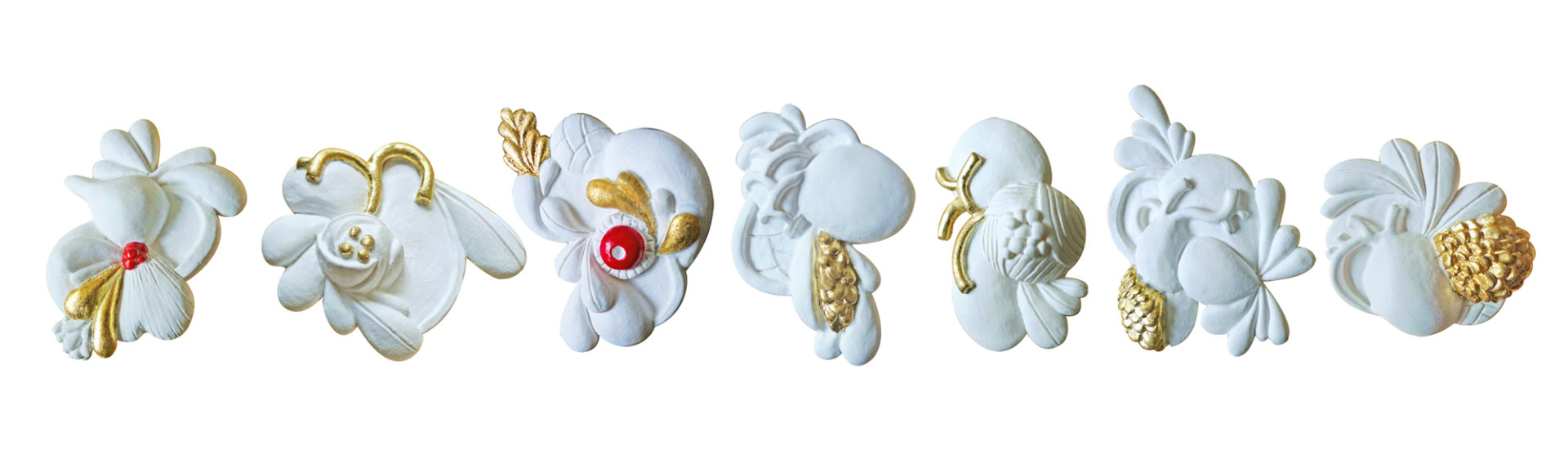 broche bijoux fait main collection Bloom